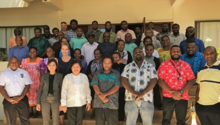 PARIS21 supporting Vanuatu in evaluating its NSDS